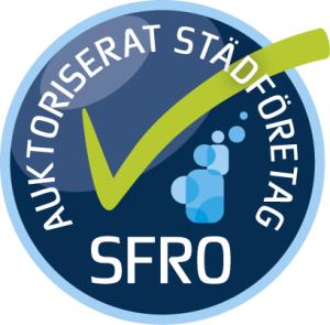SFRO auktoriseratmärke